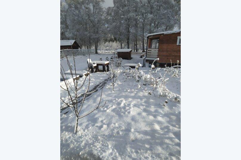 Дом, 42 кв.м. на 4 человека, 2 спальни, деревня Надевицы, Центральная, 32, Луга - Фотография 15