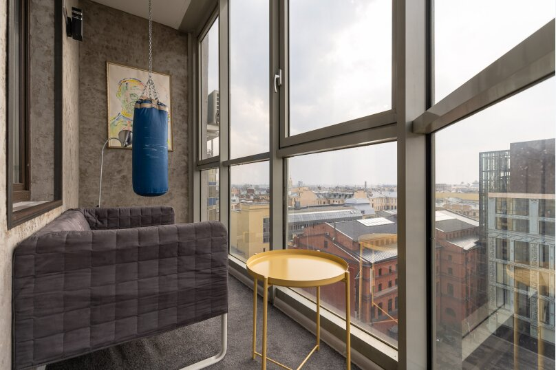 Royal Apartments, Дивенская улица, 5 на 23 номера - Фотография 69