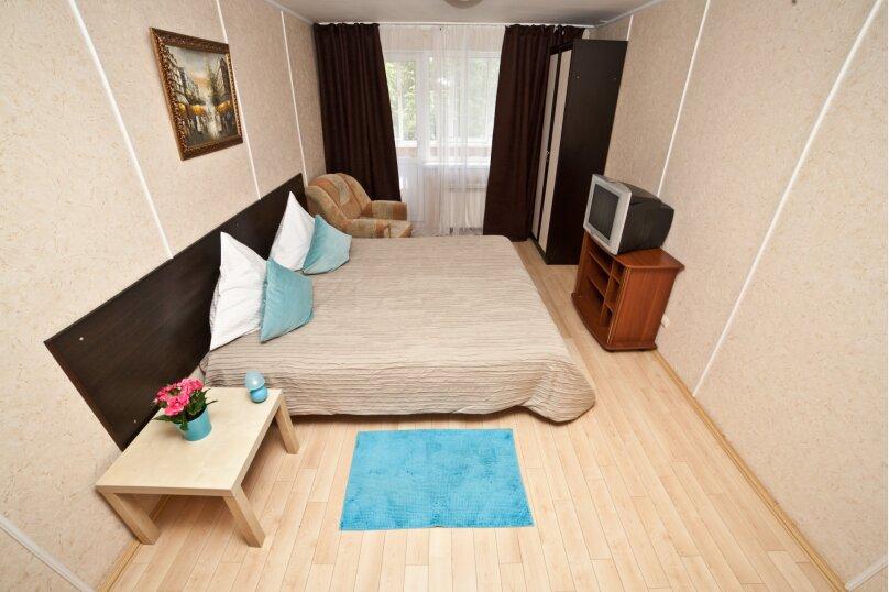1-комн. квартира, 30 кв.м. на 4 человека, микрорайон Юго-Западный, улица Академика Бардина, 8, Екатеринбург - Фотография 8