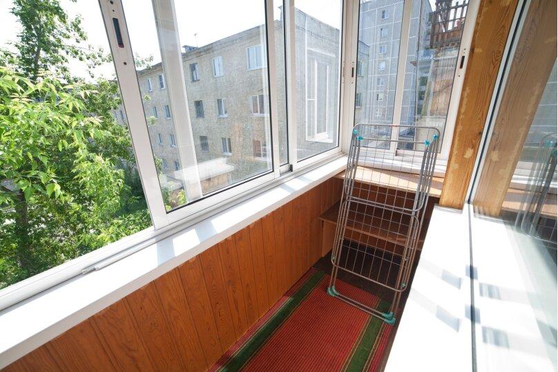 1-комн. квартира, 30 кв.м. на 4 человека, микрорайон Юго-Западный, улица Академика Бардина, 8, Екатеринбург - Фотография 23