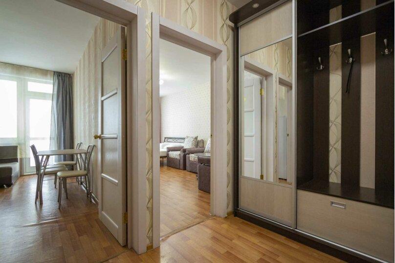 1-комн. квартира, 42 кв.м. на 6 человек, улица 9 Мая, 83к1, Красноярск - Фотография 4