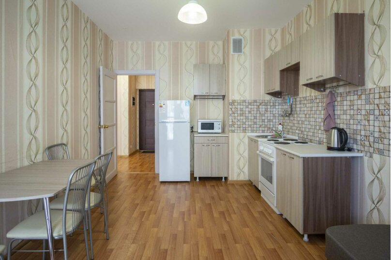 1-комн. квартира, 42 кв.м. на 6 человек, улица 9 Мая, 83к1, Красноярск - Фотография 6