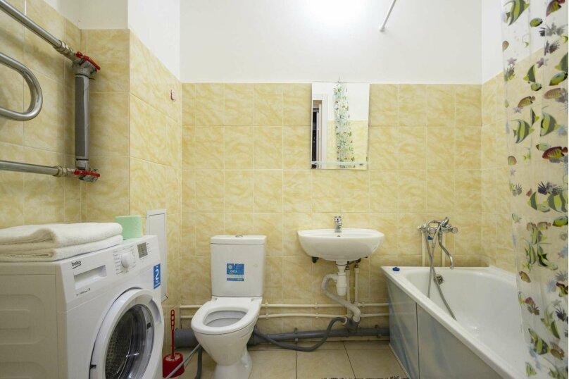 1-комн. квартира, 42 кв.м. на 6 человек, улица 9 Мая, 83к1, Красноярск - Фотография 7