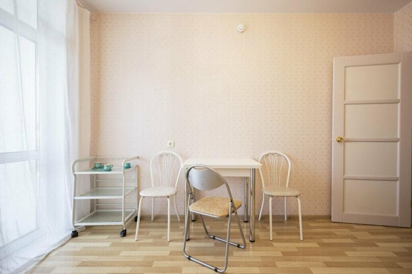 1-комн. квартира, 42 кв.м. на 2 человека, Октябрьская улица, 8А, Красноярск - Фотография 4