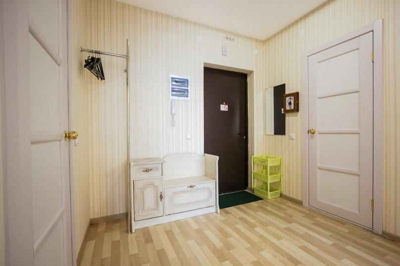1-комн. квартира, 42 кв.м. на 2 человека, Октябрьская улица, 8А, Красноярск - Фотография 7