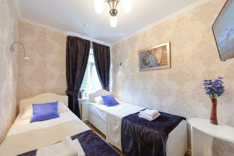 Стандартный двухместный номер с 1 кроватью или 2 отдельными кроватями, переулок Гривцова, 6 В, Санкт-Петербург - Фотография 1