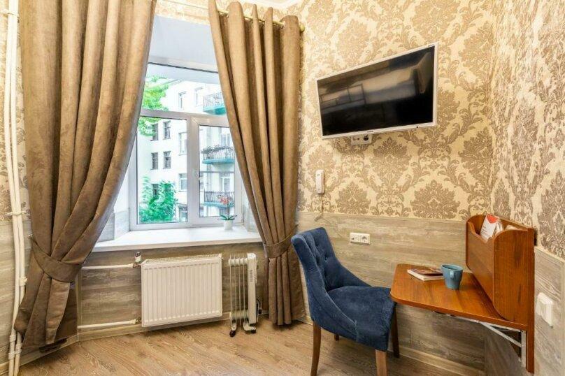 Стандартный двухместный номер с двухъярусной кроватью, переулок Гривцова, 6 В, Санкт-Петербург - Фотография 1