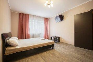 2-комн. квартира, 54 кв.м. на 4 человека, улица Красной Армии, 28, Красноярск - Фотография 1
