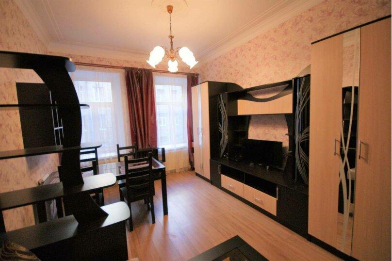 3-комн. квартира, 64 кв.м. на 6 человек, 14-я линия Васильевского острова, 35, Санкт-Петербург - Фотография 10