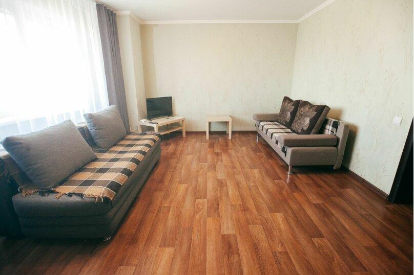 2-комн. квартира, 67 кв.м. на 5 человек, улица Рылеева, 64Б, Тамбов - Фотография 5