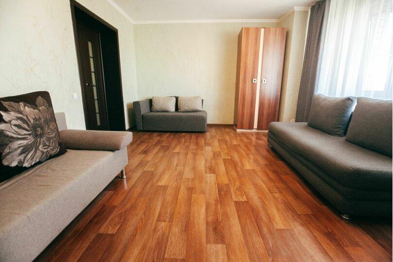2-комн. квартира, 67 кв.м. на 5 человек, улица Рылеева, 64Б, Тамбов - Фотография 14
