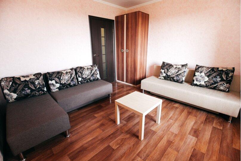 2-комн. квартира, 67 кв.м. на 5 человек, улица Рылеева, 64Б, Тамбов - Фотография 16