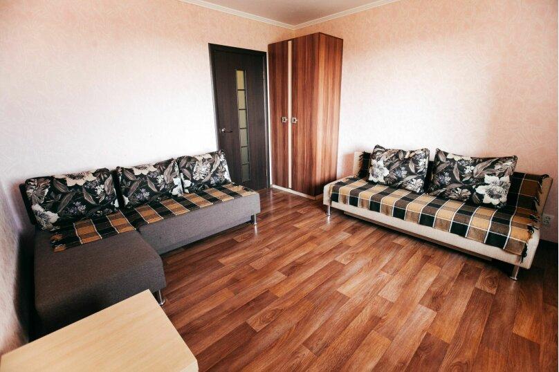 2-комн. квартира, 67 кв.м. на 5 человек, улица Рылеева, 64Б, Тамбов - Фотография 21