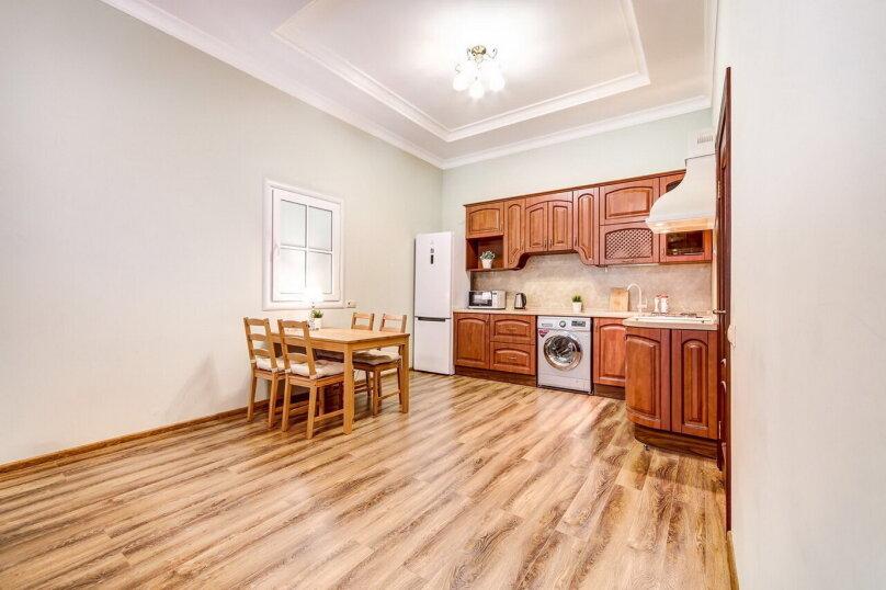 1-комн. квартира, 42 кв.м. на 5 человек, Колокольная улица, 5, Санкт-Петербург - Фотография 3