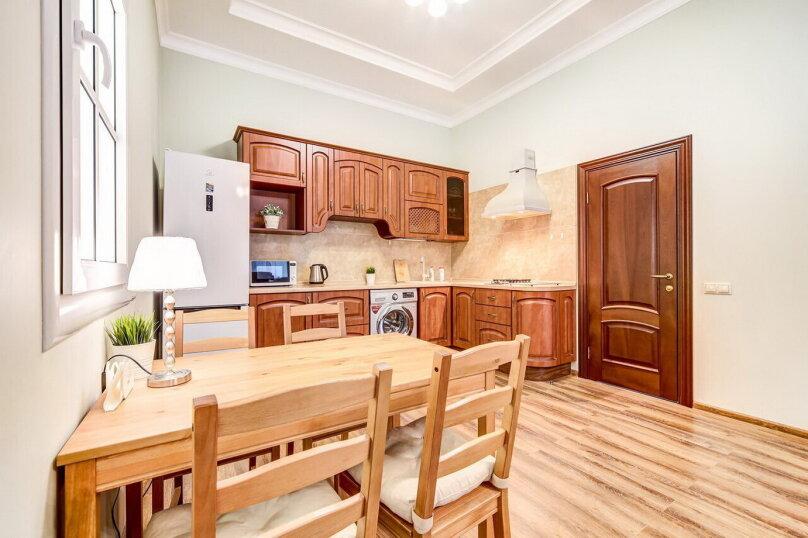 1-комн. квартира, 42 кв.м. на 5 человек, Колокольная улица, 5, Санкт-Петербург - Фотография 1