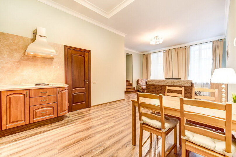 1-комн. квартира, 42 кв.м. на 5 человек, Колокольная улица, 5, Санкт-Петербург - Фотография 7