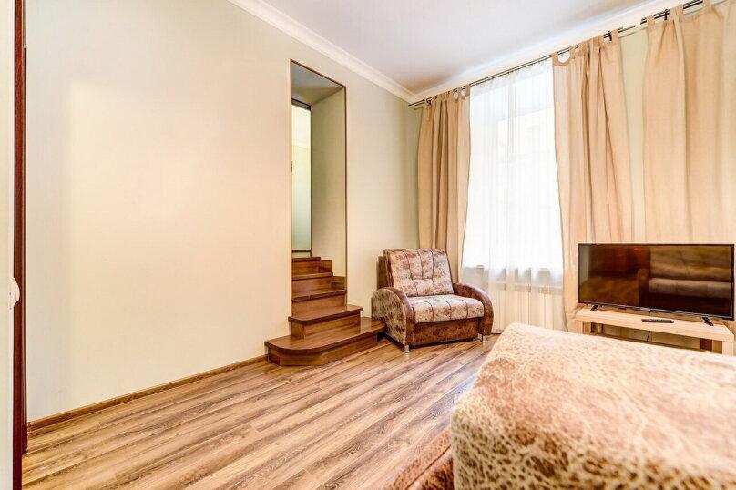 1-комн. квартира, 42 кв.м. на 5 человек, Колокольная улица, 5, Санкт-Петербург - Фотография 9