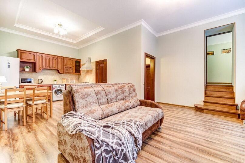 1-комн. квартира, 42 кв.м. на 5 человек, Колокольная улица, 5, Санкт-Петербург - Фотография 14
