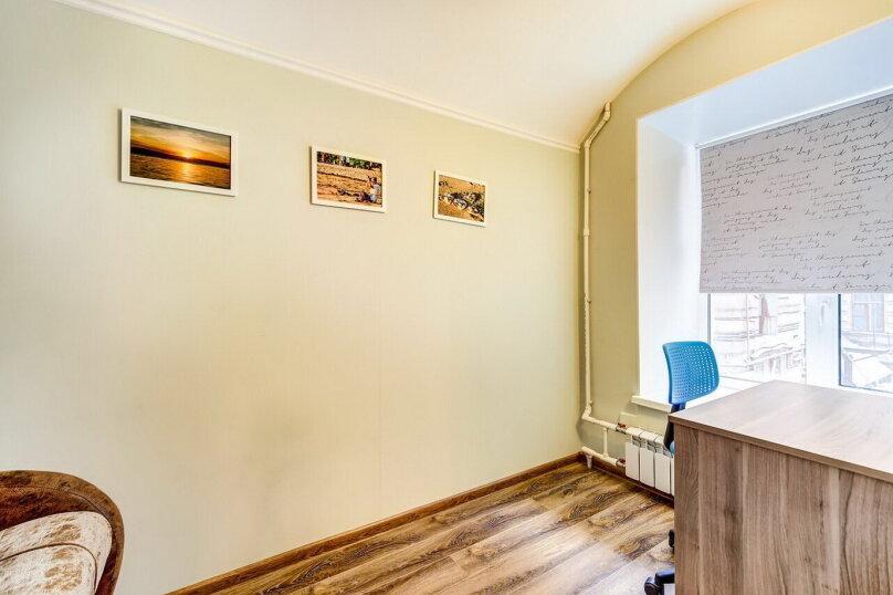 1-комн. квартира, 42 кв.м. на 5 человек, Колокольная улица, 5, Санкт-Петербург - Фотография 17