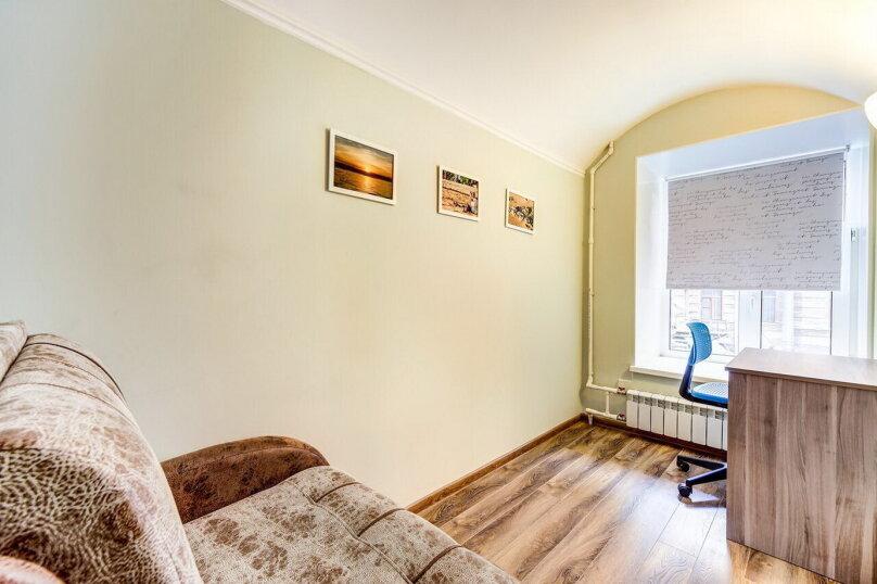 1-комн. квартира, 42 кв.м. на 5 человек, Колокольная улица, 5, Санкт-Петербург - Фотография 18