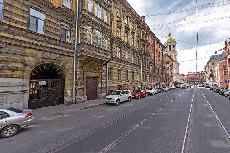 1-комн. квартира, 42 кв.м. на 5 человек, Колокольная улица, 5, Санкт-Петербург - Фотография 29