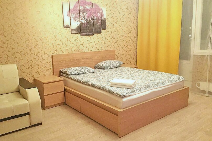 1-комн. квартира, 40 кв.м. на 3 человека, Шипиловский проезд, 41к3, Москва - Фотография 1