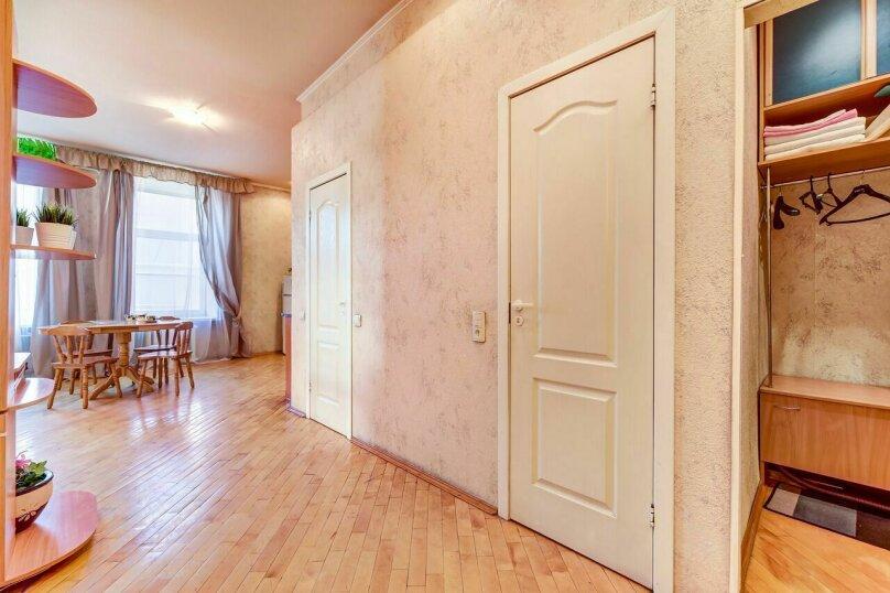 2-комн. квартира, 64 кв.м. на 6 человек, Невский проспект, 148, Санкт-Петербург - Фотография 2