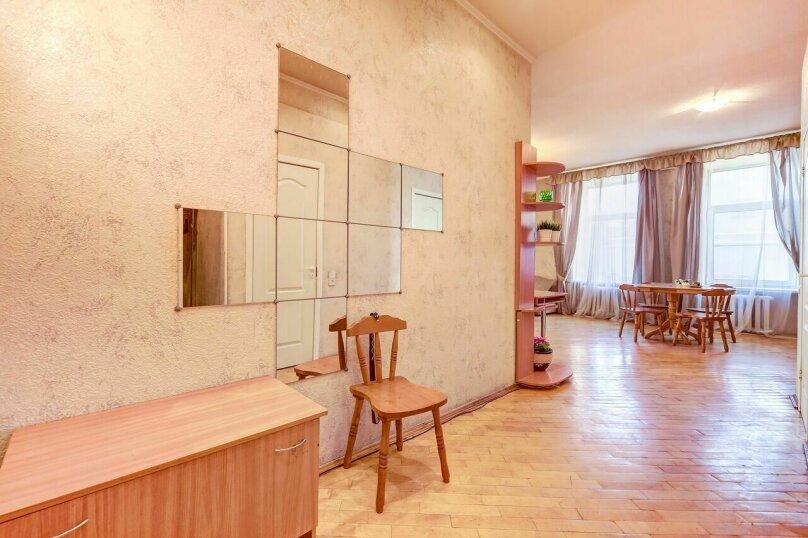 2-комн. квартира, 64 кв.м. на 6 человек, Невский проспект, 148, Санкт-Петербург - Фотография 3