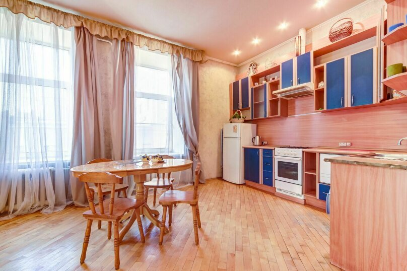 2-комн. квартира, 64 кв.м. на 6 человек, Невский проспект, 148, Санкт-Петербург - Фотография 5