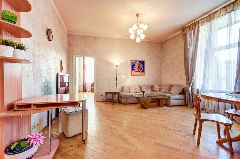 2-комн. квартира, 64 кв.м. на 6 человек, Невский проспект, 148, Санкт-Петербург - Фотография 6