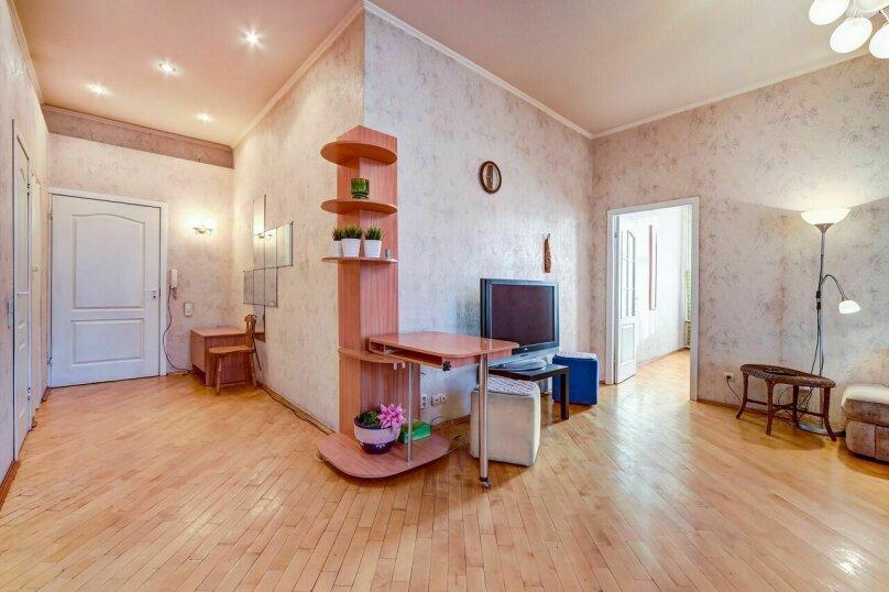 2-комн. квартира, 64 кв.м. на 6 человек, Невский проспект, 148, Санкт-Петербург - Фотография 8