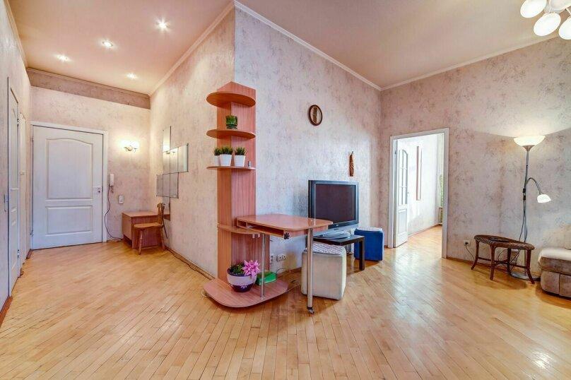 2-комн. квартира, 64 кв.м. на 6 человек, Невский проспект, 148, Санкт-Петербург - Фотография 9