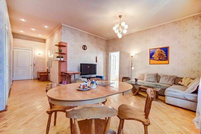 2-комн. квартира, 64 кв.м. на 6 человек, Невский проспект, 148, Санкт-Петербург - Фотография 10