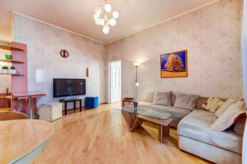 2-комн. квартира, 64 кв.м. на 6 человек, Невский проспект, 148, Санкт-Петербург - Фотография 12