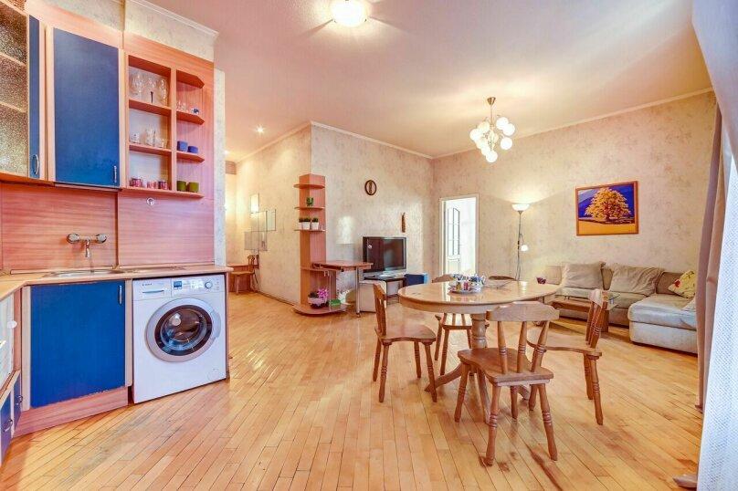 2-комн. квартира, 64 кв.м. на 6 человек, Невский проспект, 148, Санкт-Петербург - Фотография 13