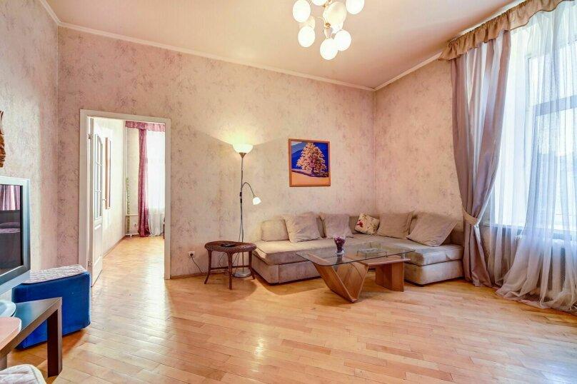 2-комн. квартира, 64 кв.м. на 6 человек, Невский проспект, 148, Санкт-Петербург - Фотография 14