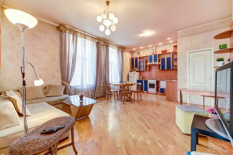 2-комн. квартира, 64 кв.м. на 6 человек, Невский проспект, 148, Санкт-Петербург - Фотография 15