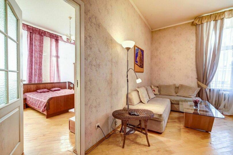 2-комн. квартира, 64 кв.м. на 6 человек, Невский проспект, 148, Санкт-Петербург - Фотография 17