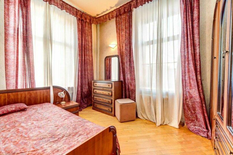 2-комн. квартира, 64 кв.м. на 6 человек, Невский проспект, 148, Санкт-Петербург - Фотография 19