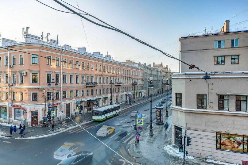 2-комн. квартира, 64 кв.м. на 6 человек, Невский проспект, 148, Санкт-Петербург - Фотография 20