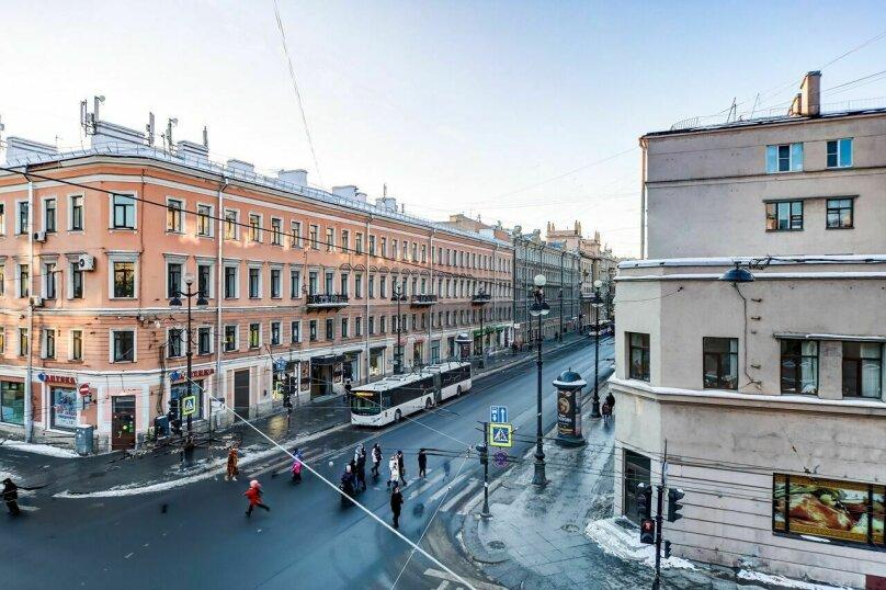 2-комн. квартира, 64 кв.м. на 6 человек, Невский проспект, 148, Санкт-Петербург - Фотография 21
