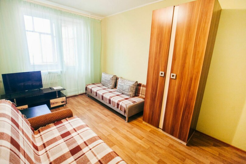 3-комн. квартира, 68 кв.м. на 6 человек, улица Рылеева, 96, Тамбов - Фотография 3