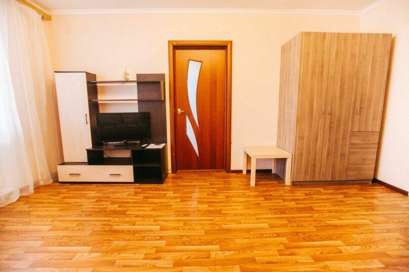 3-комн. квартира, 68 кв.м. на 6 человек, улица Рылеева, 96, Тамбов - Фотография 9