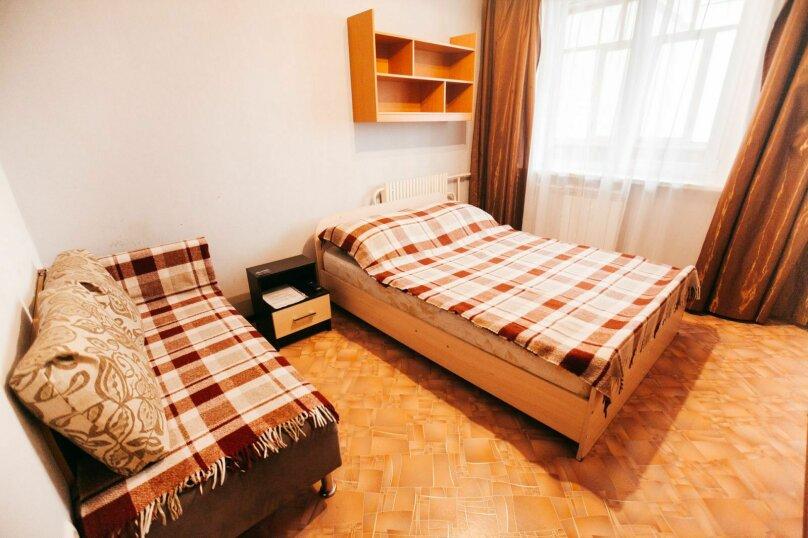 3-комн. квартира, 68 кв.м. на 6 человек, улица Рылеева, 96, Тамбов - Фотография 12