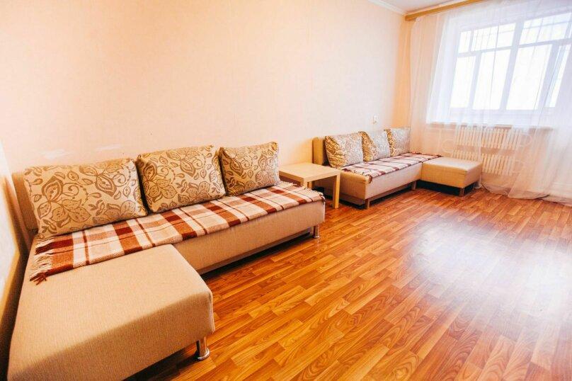 3-комн. квартира, 68 кв.м. на 6 человек, улица Рылеева, 96, Тамбов - Фотография 13