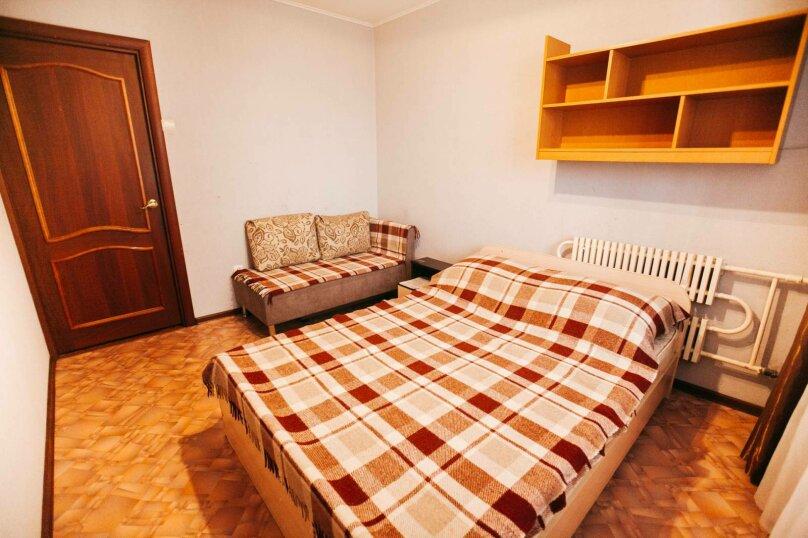 3-комн. квартира, 68 кв.м. на 6 человек, улица Рылеева, 96, Тамбов - Фотография 14