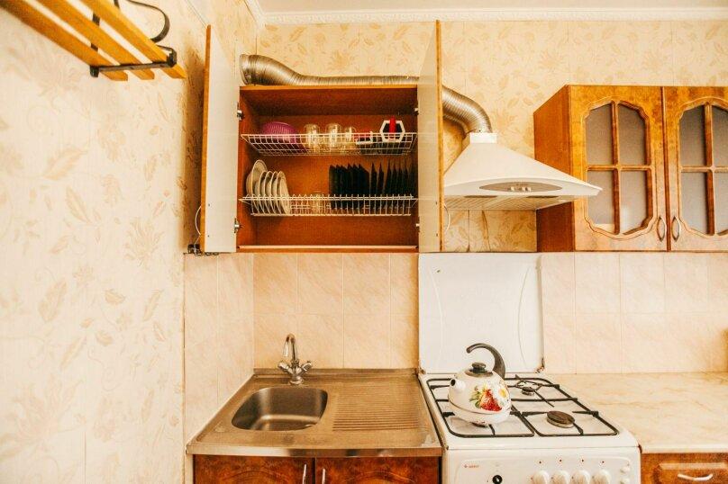 3-комн. квартира, 68 кв.м. на 6 человек, улица Рылеева, 96, Тамбов - Фотография 19