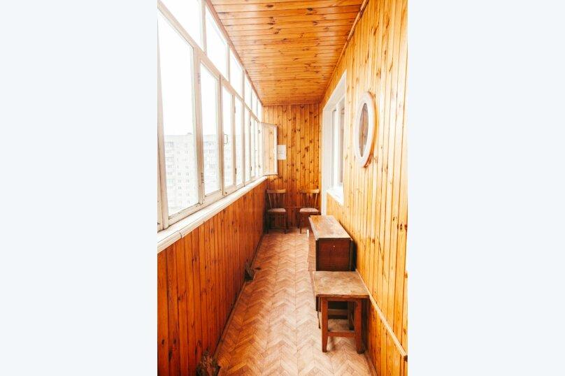 3-комн. квартира, 68 кв.м. на 6 человек, улица Рылеева, 96, Тамбов - Фотография 34