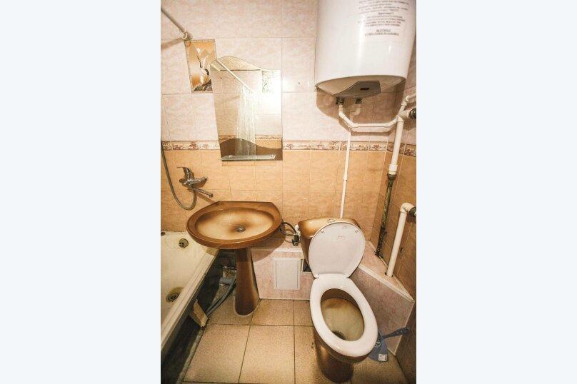 1-комн. квартира, 30 кв.м. на 3 человека, улица Рылеева, 98, Тамбов - Фотография 13