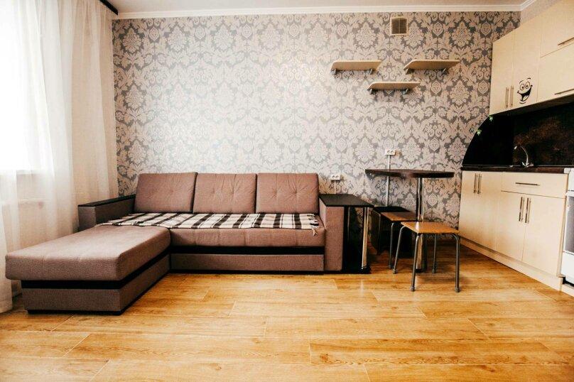 1-комн. квартира, 30 кв.м. на 3 человека, улица Рылеева, 60А, Тамбов - Фотография 1